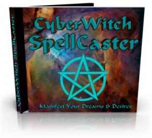 CyberWitch SpellCaster CD Cover