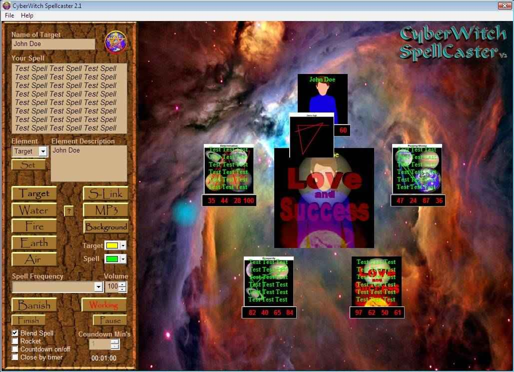 How To Cast A Spell cyberwitch spellcaster