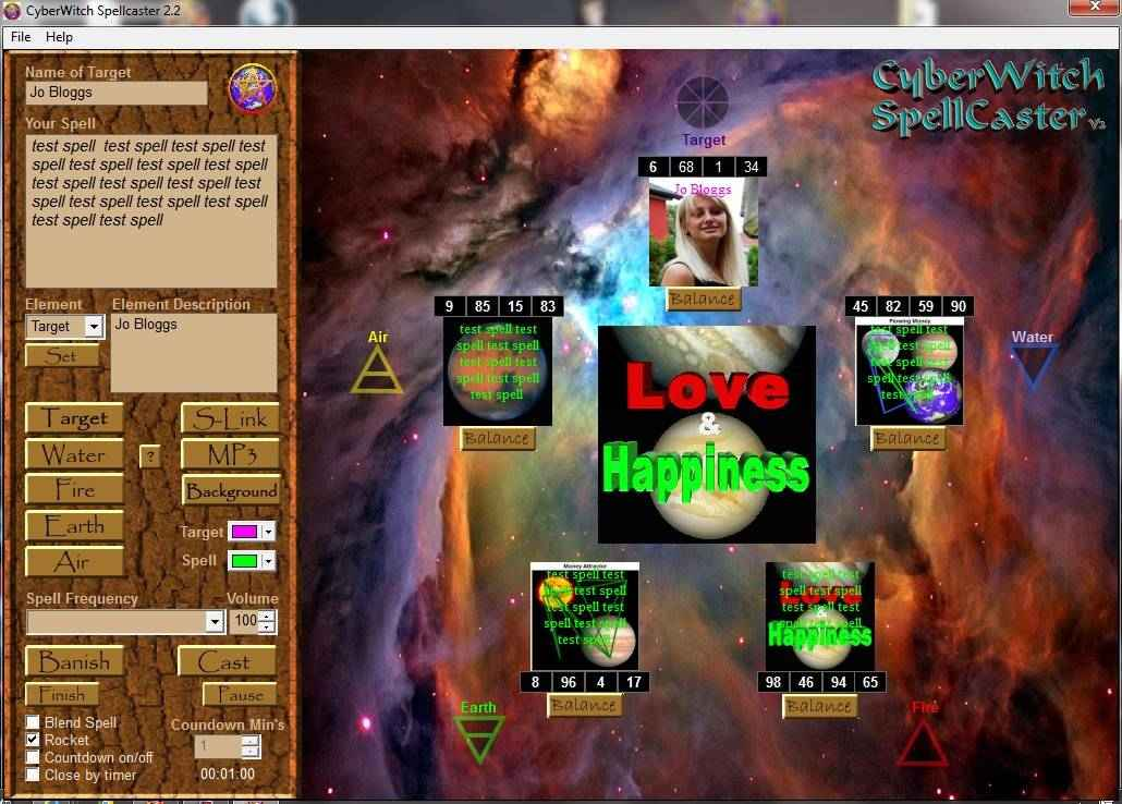 radionic software cyberwitch spellcaster 2.2