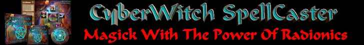 cyberwitch spellcaster radionics software