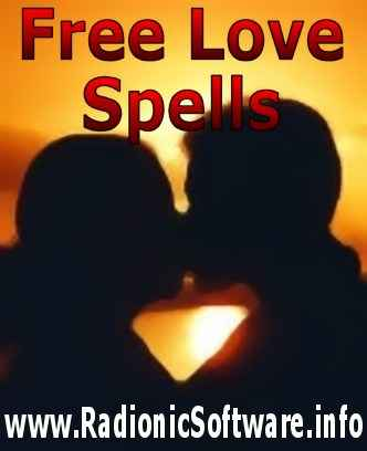 Free Love Spells That Work Fast Radionic Software