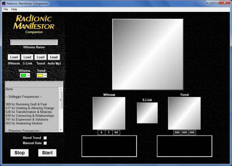 radionics machine software radionic manifestor companion
