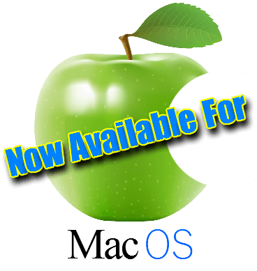 Now Available for AppleMac