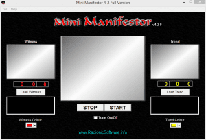 Mini Manifestor 4 Full Version