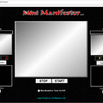 Mini Manifestor Free Radionics Software Full Version