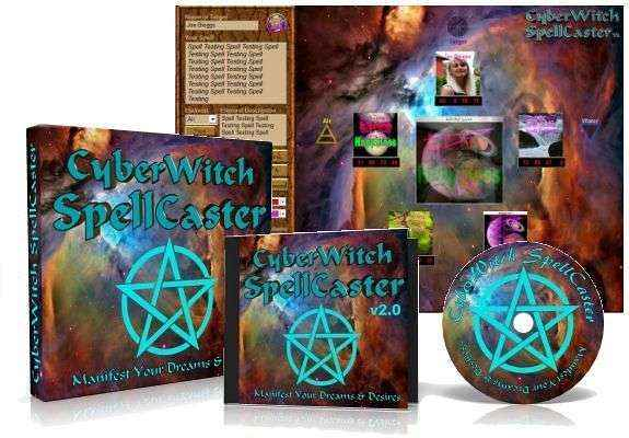 Radionic software Cyberwitch Spellcaster