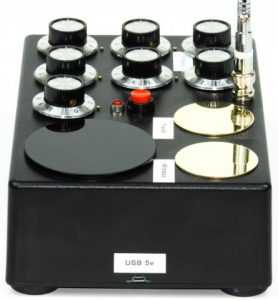 radionics machine USB powerd