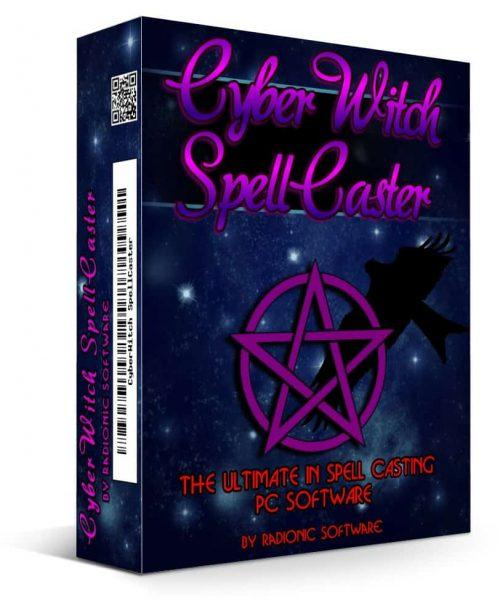 radionic software Cyber witch spellcaster std box