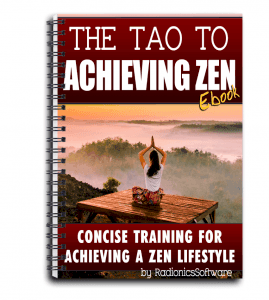 Achieve Zen training programme