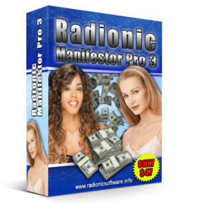 Radionic Manifestor manifestation software