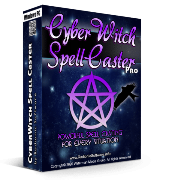 Cyber Witch Spell Caster Pro Box