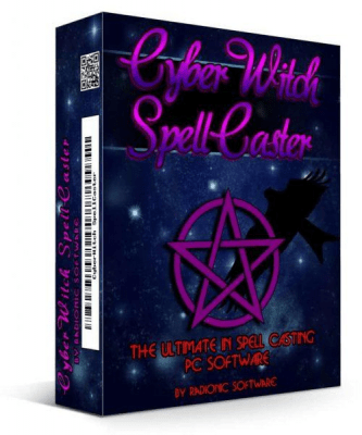 cyber witch spellcaster radionics software hex remover